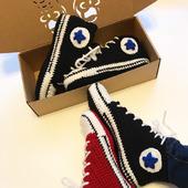 Носки-кеды converse