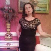 """Платье женское праздничное, вязаное крючком """"И в пир, и в мир"""""""
