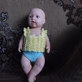 Летняя маечка для куклы