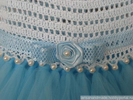 Нарядные платья ручной работы на заказ