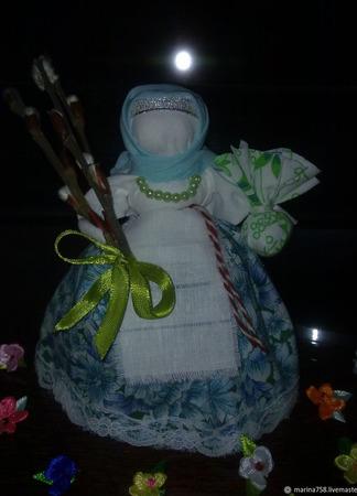 Кукла Пасха и Вербница ручной работы на заказ