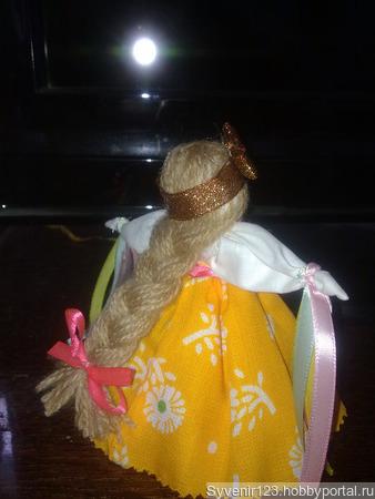 Кукла желанница ручной работы на заказ