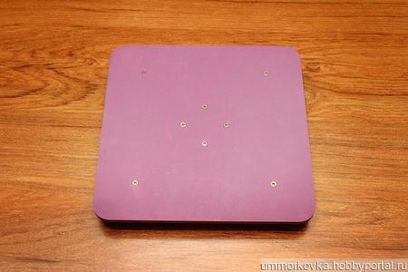 Геоборд или математический планшет ручной работы на заказ