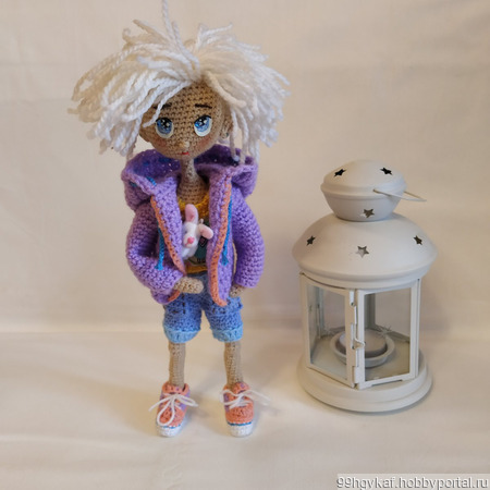 Кукла девочка-подросток ручной работы на заказ
