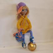 Кукла девочка-подросток