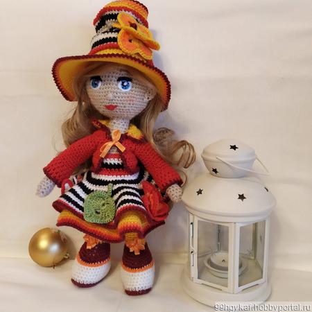 Кукла Весна ручной работы на заказ