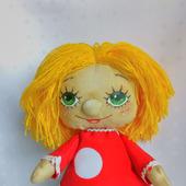 Кукла текстильная домовенок Кузя