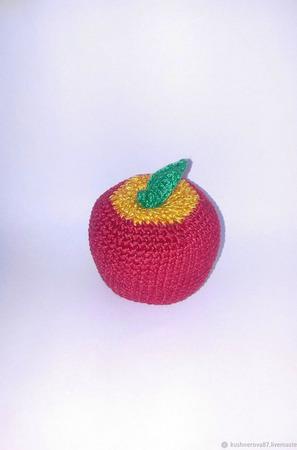 Вязаные овощи и фрукт ручной работы на заказ