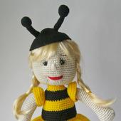 Кукла Пчелка
