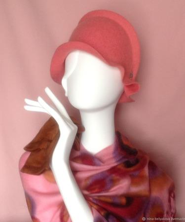 """Шляпа """"Счастливое утро"""" ручной работы на заказ"""