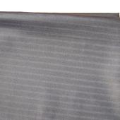 Темно-серая в синюю полоску костюмная ткань (№10), отрезы