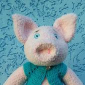 Свинка мальчик