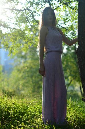 """Ажурное платье """"Нежность"""" ручной работы на заказ"""