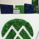 Фирменные логотипы для офиса и магазина