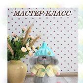 Мастер-класс Мышонок Флафи