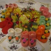 Пинетки для малышей