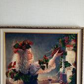 фото: Картины и панно (вышивка бисером)