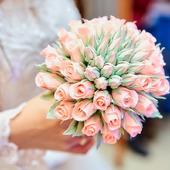 Букетик-дублёр для невесты