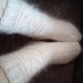 Пуховые носки женские