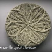 МК-описание классической шапочки Breeze (Ветерок)
