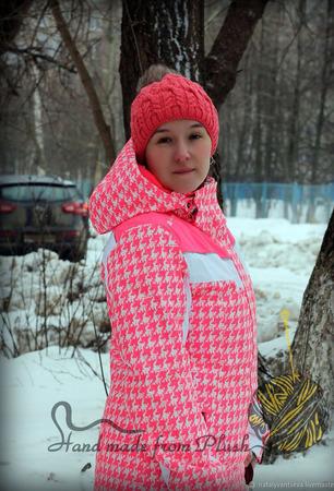 МК-описание шапки Kosmeya (Космея) ручной работы на заказ
