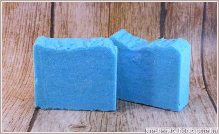 Твердый шампунь-концентрат с морской солью (2 в 1) ручной работы на заказ
