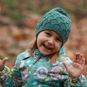 МК-описание шапочки-бини Barbara (Варвара)
