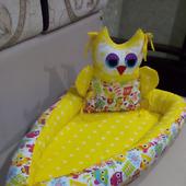 Гнездышки для малышей