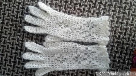 Перчатки ручной работы на заказ