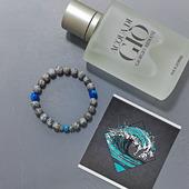Мужской браслет «Морские брызги»