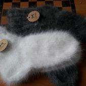 Носки из кроличьего пуха