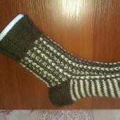 Носки мужские вязаные
