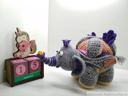 Игрушки-головоломки ручной работы на заказ