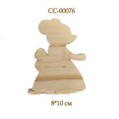 076 Мышка. Заготовки для росписи и декупажа