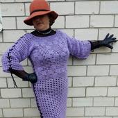 Туника-платье