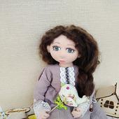 Кукла текстильная Юла