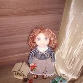 Кукла коллекционная Наташа
