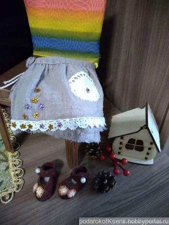 Кукла коллекционная Наташа ручной работы на заказ