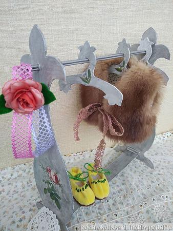 Кукла текстильная Юла ручной работы на заказ
