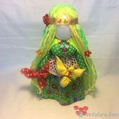 Народная кукла-оберег богиня Жива