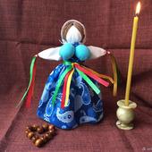 Славянская куколка оберег Манилка