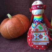 Куколка оберег На удачное замужество