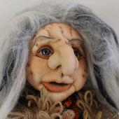Бабушка Ягулечка