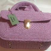 Женская сумка handmade