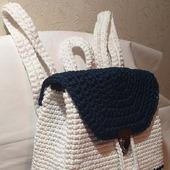 Женский рюкзак handmade
