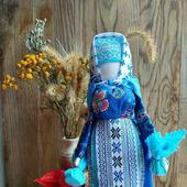 Кукла оберег Берегиня для дома