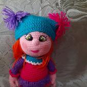 Кукла сорванец Мила.