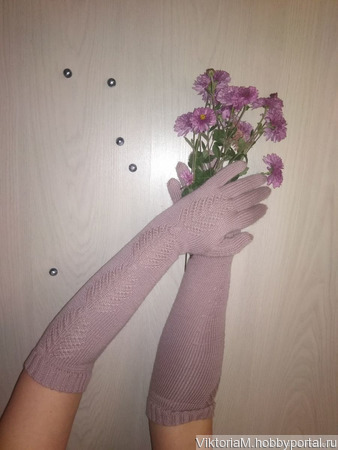 """Перчатки """"Вдохновение"""" ручной работы на заказ"""