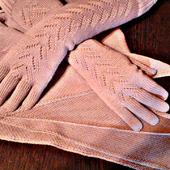 "Кoмплект перчатки + кoсынка ""Oчарoвание"""