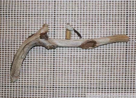Дерево морское 2 ветки ручной работы на заказ
